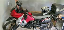 KLR650 Very good condition