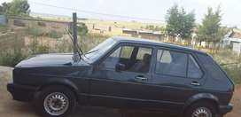 VW CITI GOLF 1