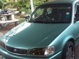 Toyota Corolla 2000 Automatic Model in immaculate condition for sale,