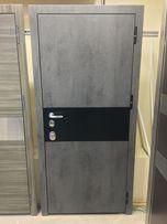 Входные двери металлические, утепленные двери. от производителя