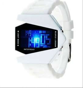 Brand New! Aviator LED Sport Wrist Watch