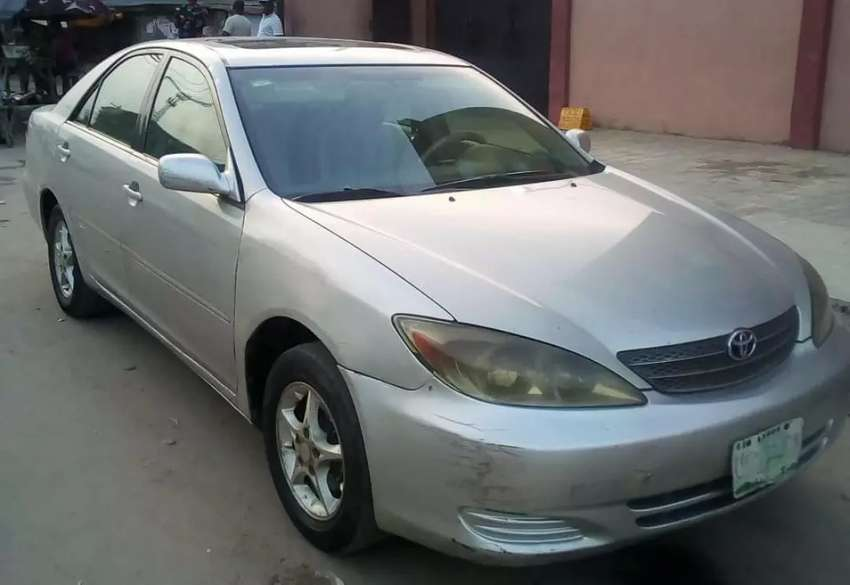 Toyota Camry 2003 used for sale v4 plug 1.1m 0