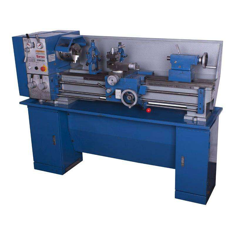 MAC AFRIC 1 m Geared Head Lathe with Stand