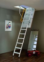 Чердачные лестницы Minka Минка. Самые теплые кровельные лестницы