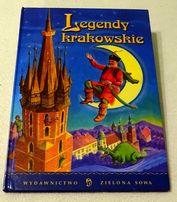 Książka - Legendy Krakowskie