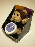 Мягкая игрушка -обезьянка +соль для ванны