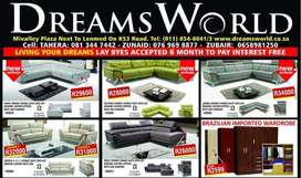 IMPORTED SOFAS, WARDROBES AND DINING TABLES