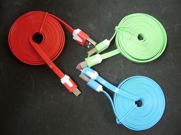 Кабель USB-TypeC и USB->microUSB длина 1 или 2 метра