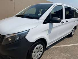 Mercedes-Benz Vito Available for hire
