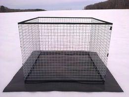 Вольер манеж клетка посекционно для собак щенков кроликов котят и пр.