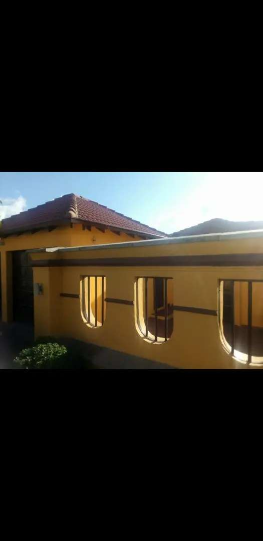 3 bedrooms house available for rental in as from 1st of November 2020 0