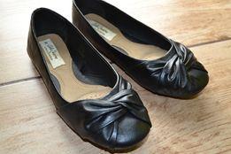 Buty baleriny 38,5 jak nowe