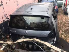 Citroen c2 stripping for spare parts