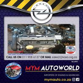 MYM IMPORTERS OF USED OPEL ASTRA 1.8L ECOTEC Z18XE ENG