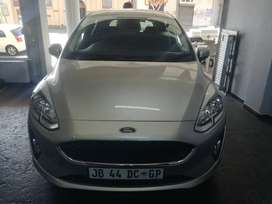 Ford fiesta automatique