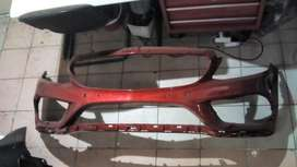 Mercedes Benz W205 front bumper sport available.