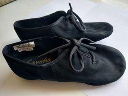 Джазовки черные (обувь , все для танцев)