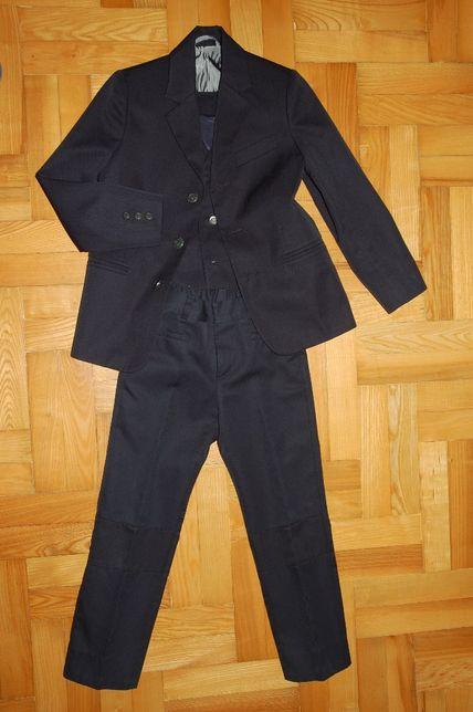 Школьный костюм-тройка + рубашка Next
