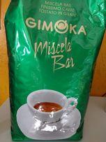 Кава кофе Gimoka Miscela Bar (зелена), 3 кг.