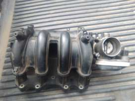 VW Polo Intake manifold with throttle body