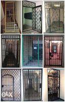 Решетчатые двери и перегородки - от 3550 грн.