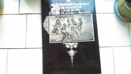 Альбом на чешском языке. Скульптура времен барокко Возрождения - изображение 1