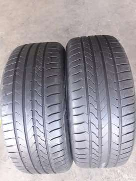 225/45/18 Good Year Tyres run flat