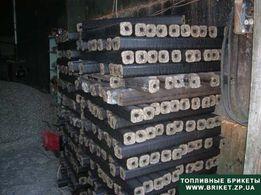 Топливные брикеты сосна, дуб Pini & Kay с доставкой купить в Киеве