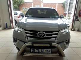 2019 Toyota fortuner 4x4 2.8GD6