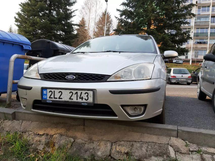 Ford focus 1.6 lpg 0