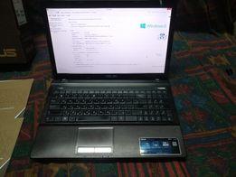Asus K53T 8gb оперативка 500 HDD, 1gb видеокарта ПОЛНЫЙ КОМПЛЕКТ