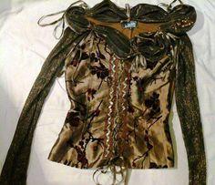 Праздничная кофта-блуза
