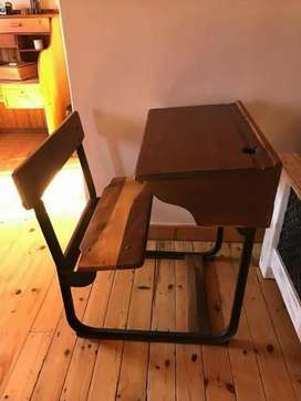Old school desk for sale