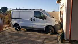 opel 1.9 vivaro swop for other car or sell