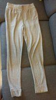 Spodnie miękki materiał S