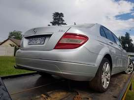 Mercedes Benz w204 646 engine stripping for Spares
