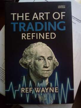 The art of trading book + $35 free credit