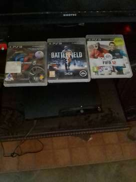PS3 for sale, urgently.