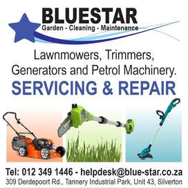 Lawnmowers&generators services and repairs