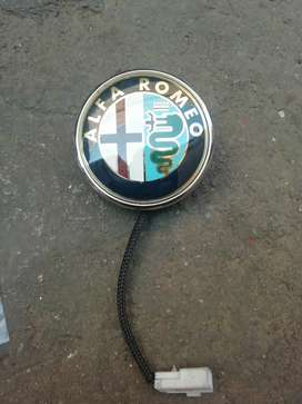 Selling this front logos for Alfa Rome