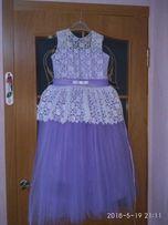 Платье для выпускного в 4 классе