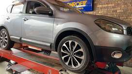 Nissan qashqai 2011 in a very good condition n move very smooth