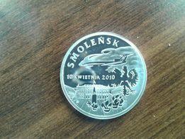 Smoleńsk medal upamiętniający - kolekcjonerski
