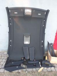 Podsufitka M pakiet Komplet BMW E60 Wszystkie plastiki itp. STAN BDB