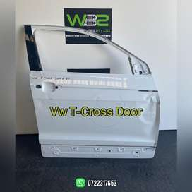 Vw Polo 6, T-Cross and T6 Doors for Sale