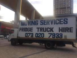 Refrigerated Closed Truck