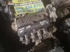 Hond brio l13b engine stripping for spares R100