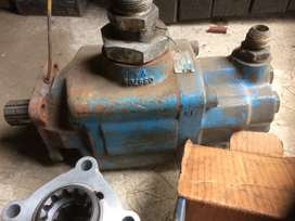 PTO AND PUMP
