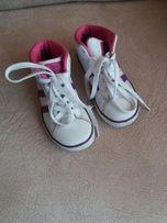 Ботинки кеды для девочки