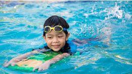Плавание обучение